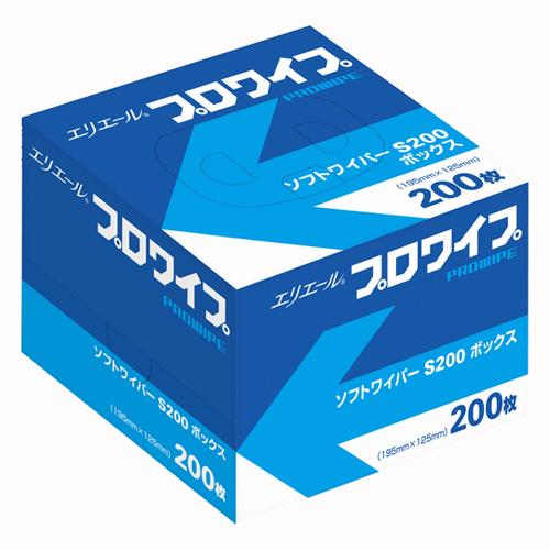 エリエール プロワイプソフトワイパーS200 72パック