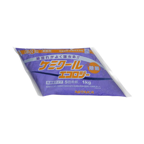 ニイタカ油汚れ洗浄剤 ケミクールエコロジー1k×4袋