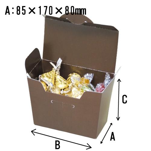 トラペゾイドBOX(M) 100枚