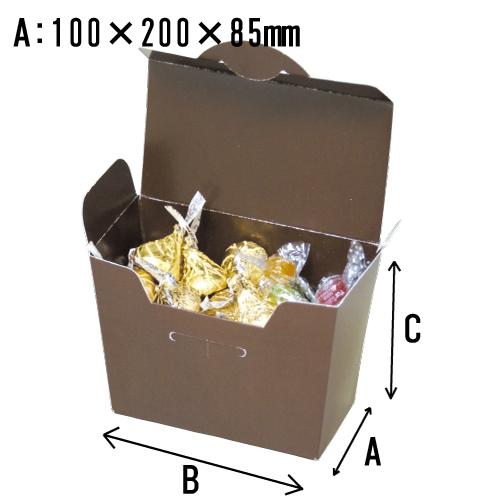 トラペゾイドBOX(L) 100枚