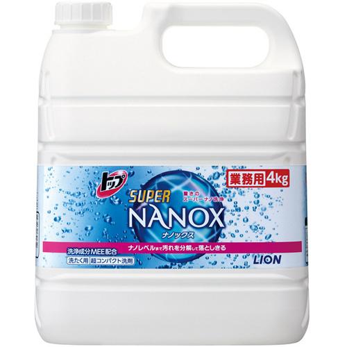 ★トップNANOX(ナノックス) 4kg