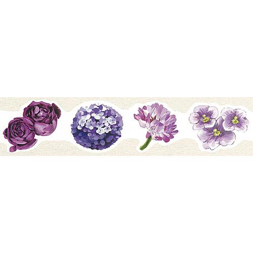 ★マスキングテープ purple