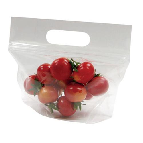 チャック付スタンドパック ミニトマト自立袋  NS-11 3000枚