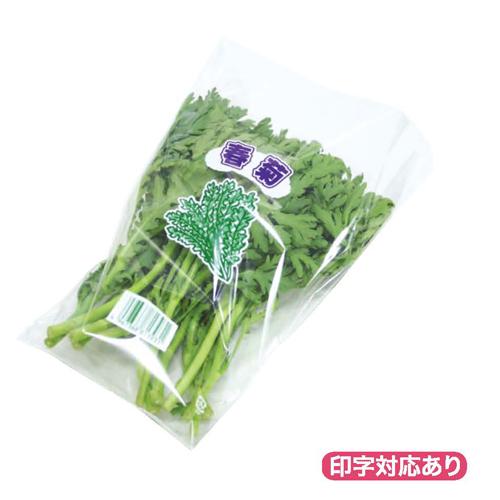 NEW新鮮パック 春菊1 三角袋 5000枚