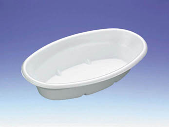 ★カレー皿身(発泡)50枚