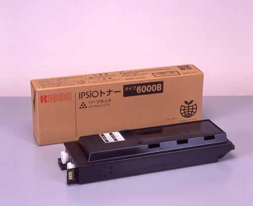 RICOH(リコー)トナーブラックタイプ6000B 純正