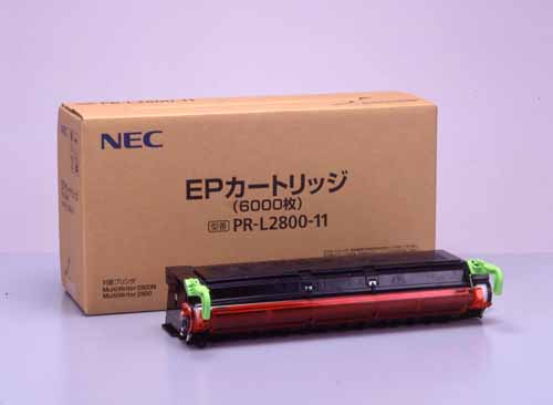 NEC(日本電気)PR-L2800-11 純正