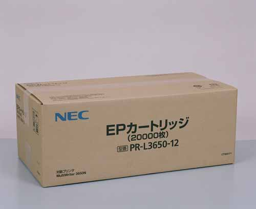 NEC(日本電気)PR-L3650-12 純正