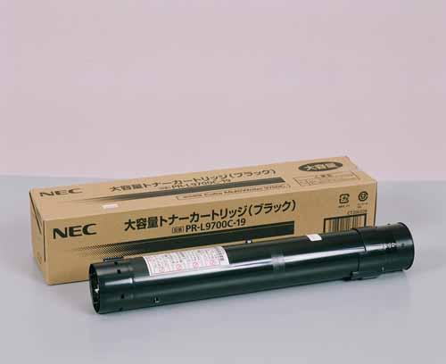 NEC(日本電気)PR-L9700C-19ブラック大容量 純正