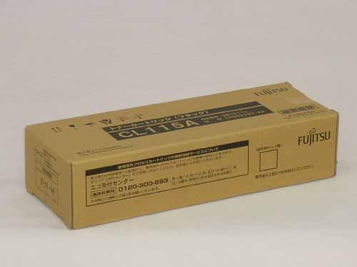 FUJITSU(富士通)トナーカートリッジCL115Aブラック 純正