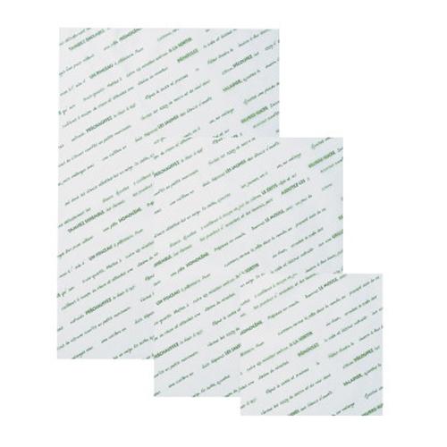 ★シリコングラシンシート スペシャリテ 508×381グリーン 500枚