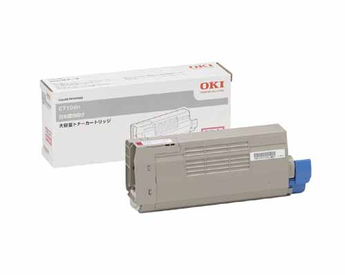 OKI(OKIデータ)TNR-C4EM2大容量マゼンタ 純正