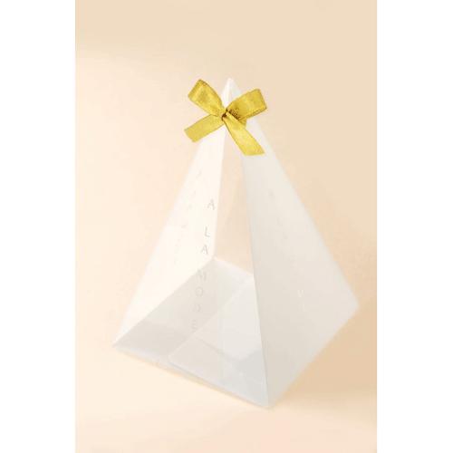 ★菓子包装容器 シャルマン(リボンセット) 25個