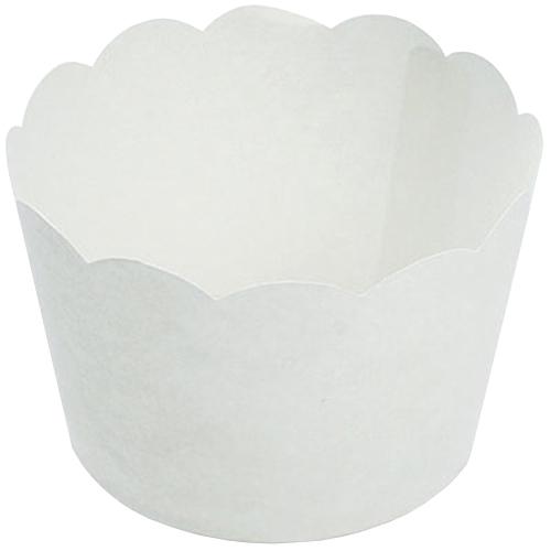 ★マフィンカップ NP-8F白 100個