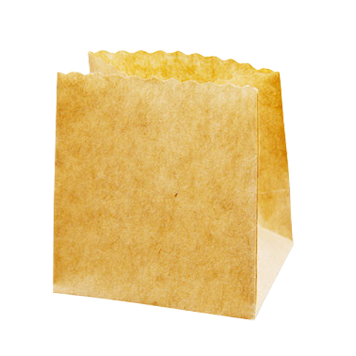 ★ベーキング袋ポットベリー 茶無地大 100枚
