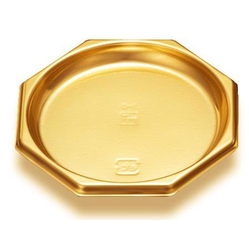 ★ゴールドトレーD-1八角 100枚