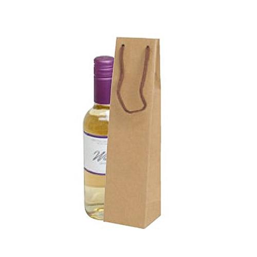 (K-1366)ボトルクラフト酒瓶用手提げ袋60パイ 100枚