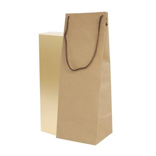 (K-1231)ボトルクラフト酒瓶用手提げ袋170パイ 100枚