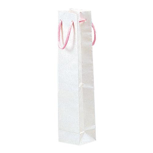 (K-288B)ハーフワイン手提袋 白 200枚