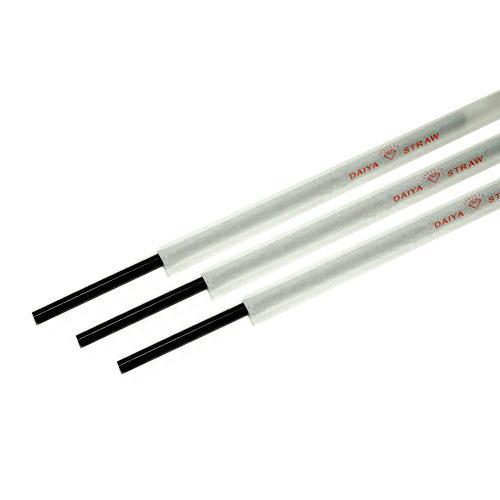 ★紙袋入ストレートストロー(4.5×180mm) 500本