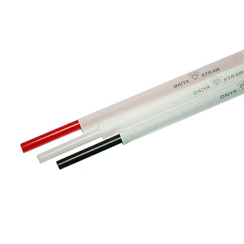 紙袋入ストレートストロー(6×170mm) 10000本