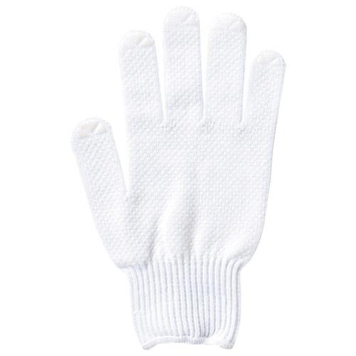 ★綿すべり止め手袋 5双