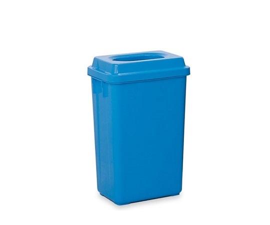 分別収集容器 ゴミ箱 ブルー