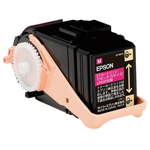 純正EPSON LPC3T32M トナーマゼンタ