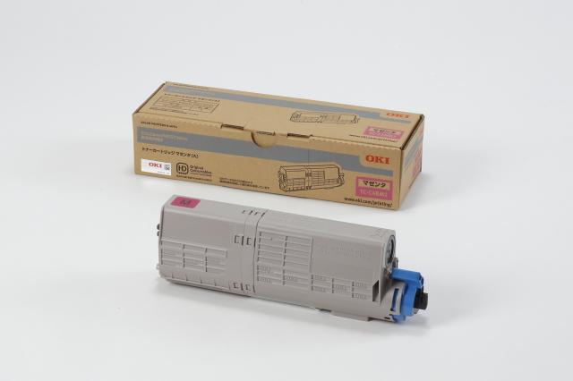 純正OKI TC-C4BM2 マゼンタ大容量
