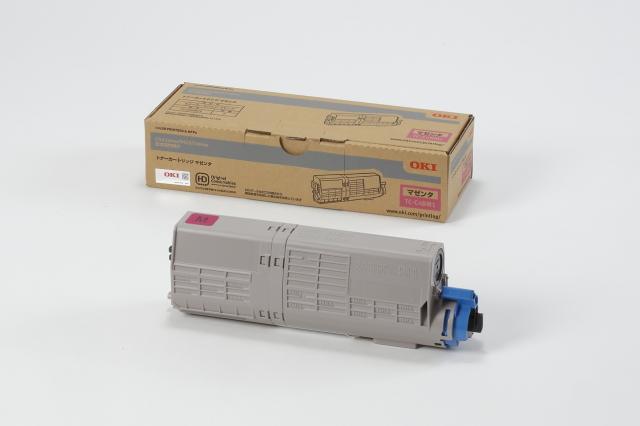 純正OKI TC-C4BM1 マゼンタ