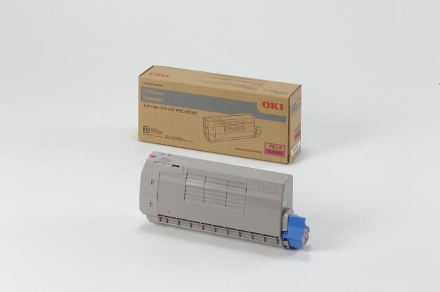 純正OKI TC-C4CM2 マゼンタ大容量