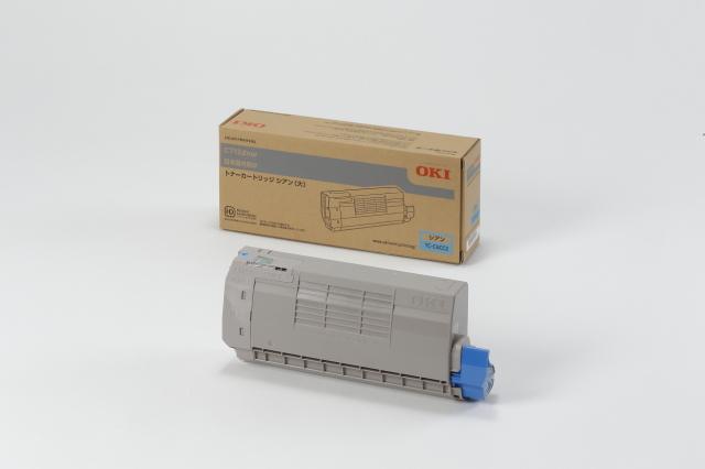 純正OKI TC-C4CC2 シアン大容量