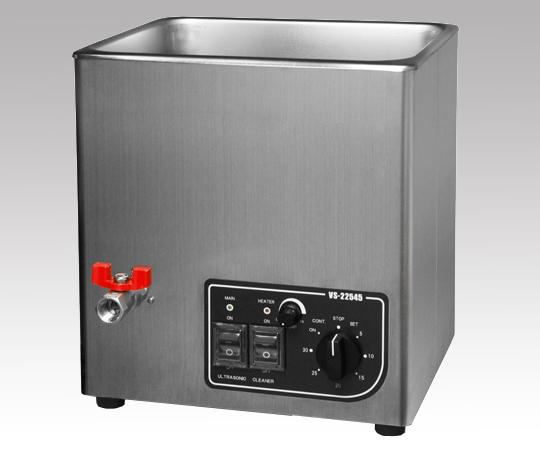 2周波卓上大型超音波洗浄器 325×265×337mm VS-22545