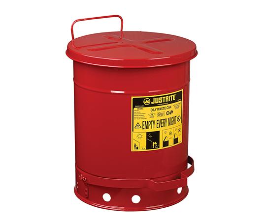 耐火ゴミ箱 J09300