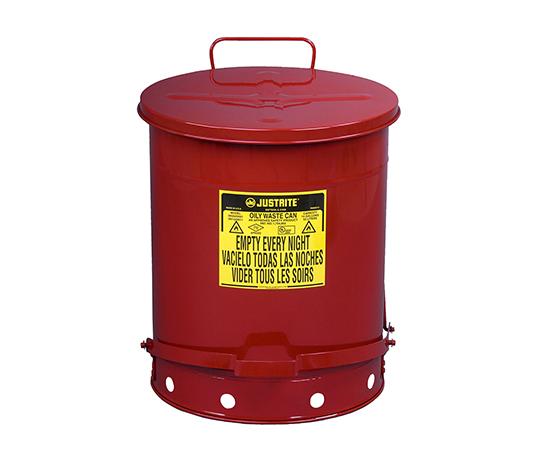 耐火ゴミ箱 J09500