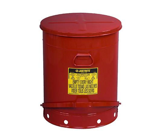 耐火ゴミ箱 J09700