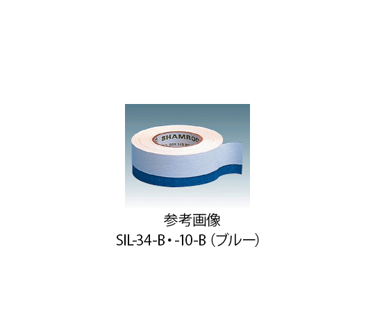 インジケーターテープ SIL-34-B-レッド