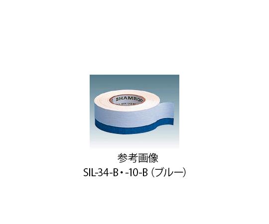 インジケーターテープ SIL-10-B-イエロー