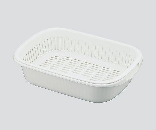 水切りカゴ K-1657 W ホワイト