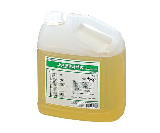 超音波洗浄器用 中性洗浄剤 SDNU-N4