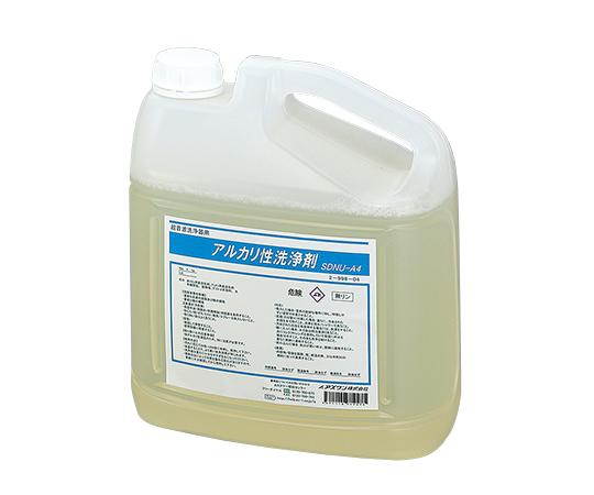 超音波洗浄器用 アルカリ性洗浄剤 SDNU-A4