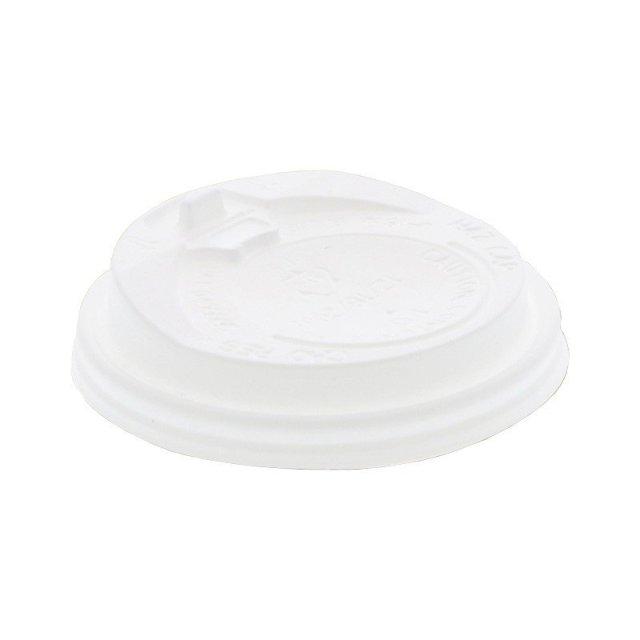 HEIKO 発泡断熱紙コップ12オンス用 ドリンク蓋 ホワイト 1000枚