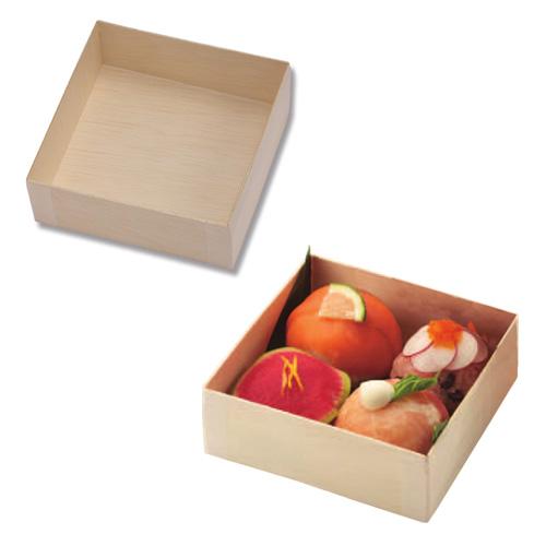 ★FALCATA BOX 角型 和菓子4個 本体 50個