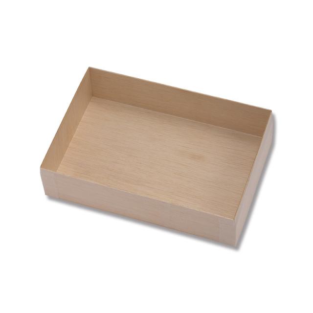 FALCATA BOX 角型 和菓子6個 本体 200個