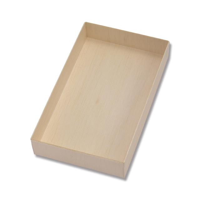 ★FALCATA BOX 角型 9寸 本体 50個