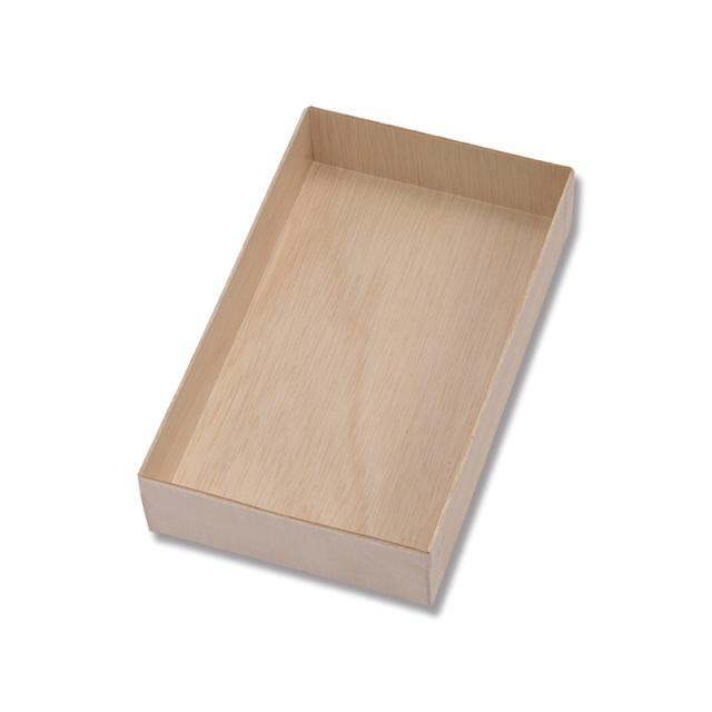 ★FALCATA BOX 角型 1合半 本体 50個