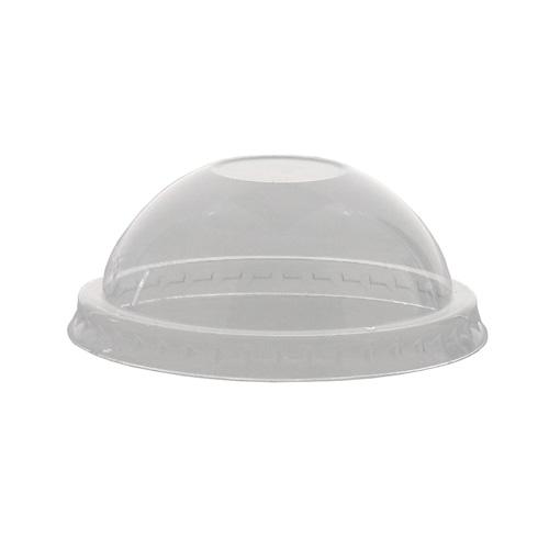 透明カップ ドーム蓋 74mm口径用 穴無し 50枚
