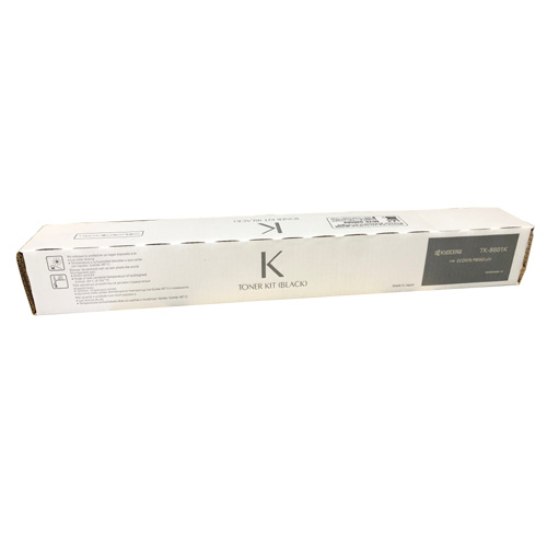 純正KYOCERA TK-8801K ブラック