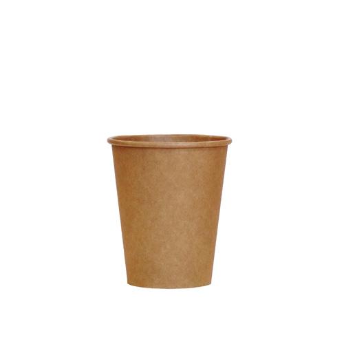 厚紙コップ KMA-240 ナチュラル 1000個