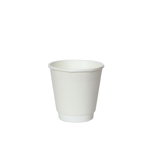 二重断熱紙コップ KMJ-300 ホワイト 500個